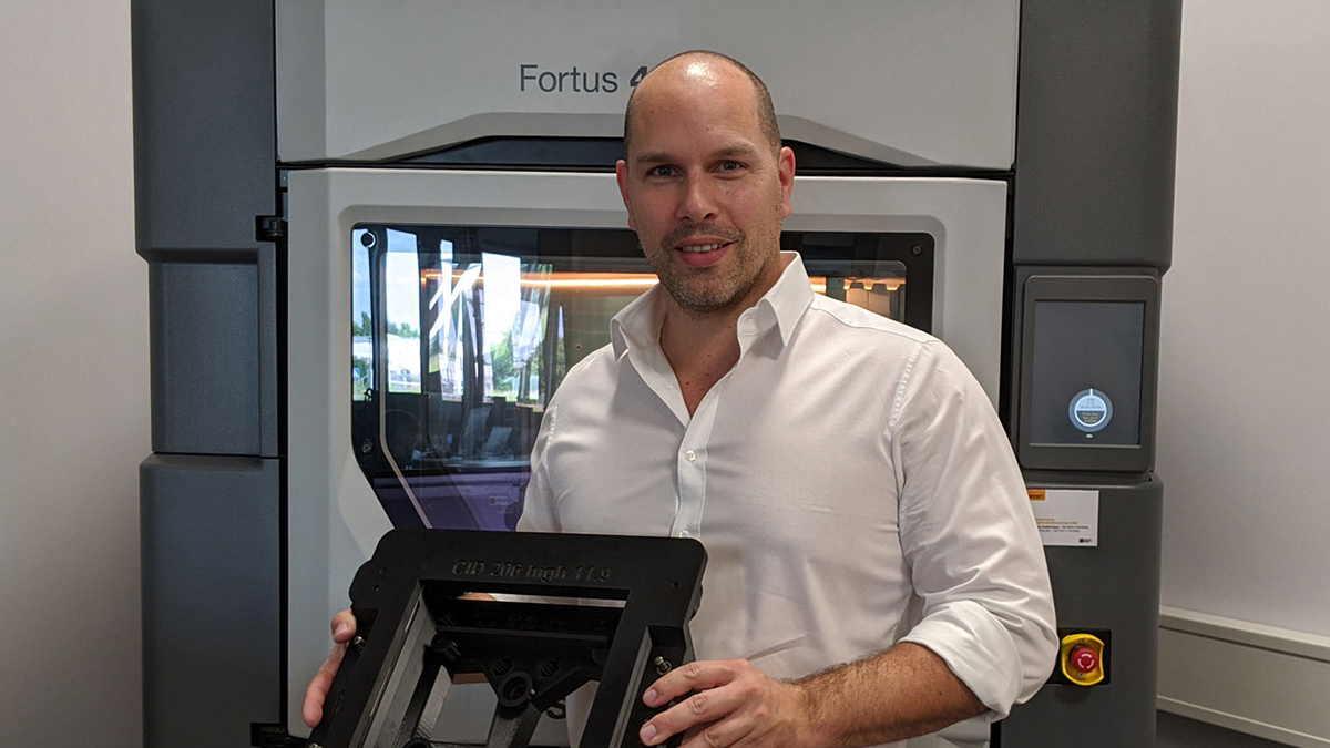Continental, 3D baskıyla otomotiv üretiminde hız kazandı